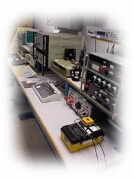 The calibration equipment